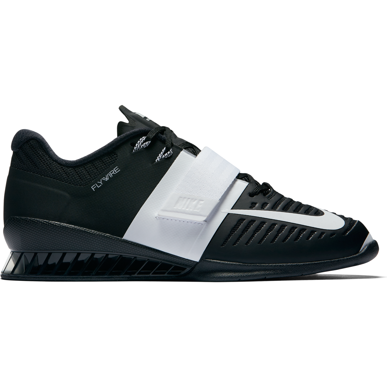 check out 4ffa8 726d6 ... multiple colors 32e5c 84479 Nike Romaleos 3 Womens Weightlifting shoe  001 Black-White Teamstore Webshop