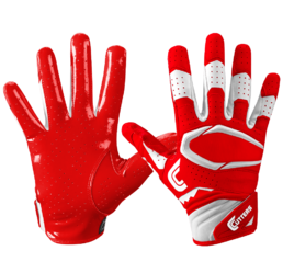 Cutters 2.0 Red - Goalie Gloves