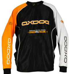 Oxdog Tour Goalie Shirt Black/Orange