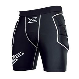 Zone Monster Goalie Shorts with Cup