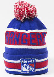 Zephyr New York Rangers Custom Knit