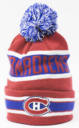 Zephyr Montreal Canadiens Custom Knit