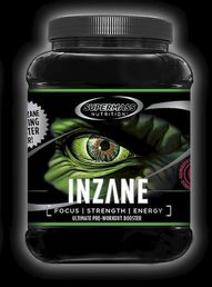 Supermass Nutrition INZANE 288g