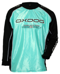 Oxdog Tour (18) Goalie Shirt with padding, Tiff Blue