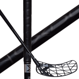 Oxdog Sense HES 25 BK Oval (20) Floorball stick