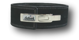 Schiek L7010 Leather Lever Lifting Belt