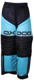 Oxdog Vapor (18) Goalie Pants Tiff Blue/Black