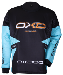 Oxdog Vapor (18) Goalie Shirt Tiff Blue/Black