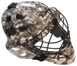 Wall W3F - Walking Dead - Floorball mask