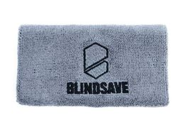 Blindsave Wristband (18) with Rebound-control, Grey
