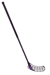 Zone ZuperAirLight  F27 (19) Black-Rainbow floorball stick