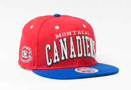 Zephyr Superstar NHL Montreal Canadiens Snapback cap