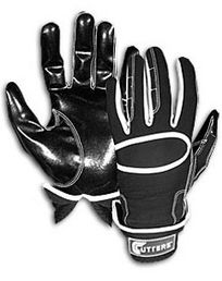 Cutters Black - Goalie Gloves