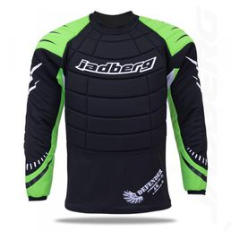 Jadberg Defender 2 - Goalie Jersey (Black-Lime)
