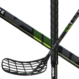 Fat Pipe Raw Concept 31 Lime  (19) Floorball stick