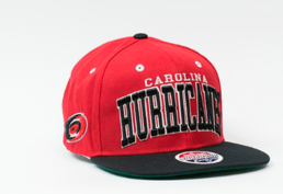 Zephyr Superstar NHL Carolina Hurricanes Snapback cap