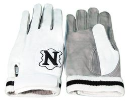 Neumann - Leather surface goalie gloves
