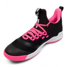 Puma Rise XT Fuse 2 Wns Indoors womens sports shoes, Black-White-Pink