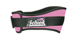 Schiek 2004 Neoprene Lifting belt Pink