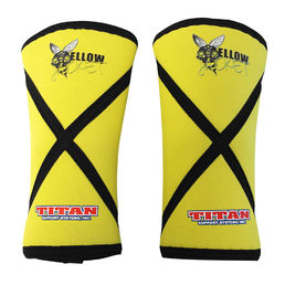 Titan Knee Sleeve IPF approved Yellow Jacket