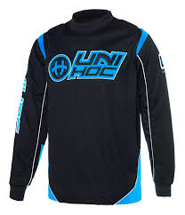 Unihoc Optima Goalie Sweater Black/Blue
