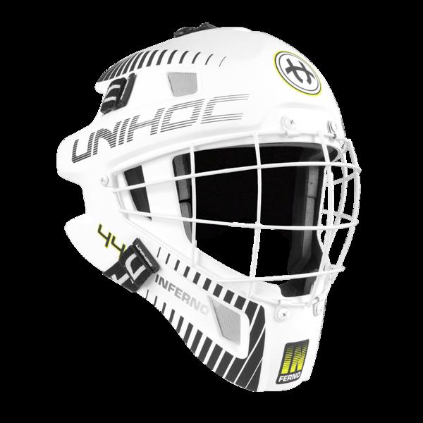 a851b801949 Loading… Unihoc Inferno 44 Goalie Mask