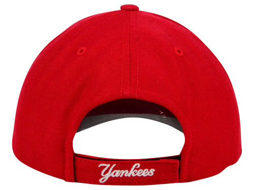 NY (New York Yankees) Cap Red  126b4e02c42