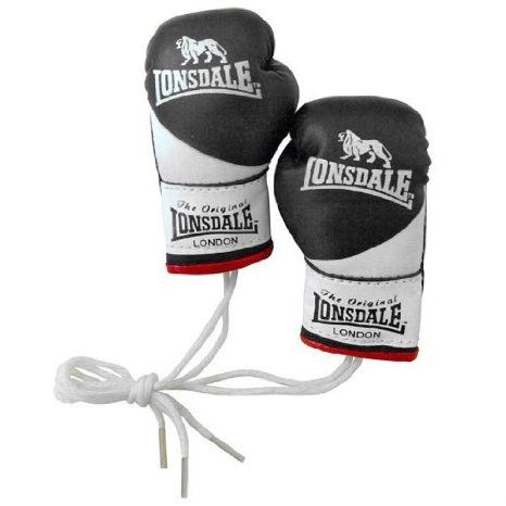 Loading… Lonsdale Mini Boxing Gloves 5084efac82